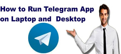 How to Run Telegram App on Laptop and  Desktop