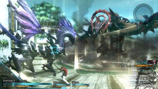 FINAL FANTASY TYPE-0 PSP ISO ENGLISH PATCHED V2