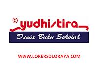 Loker Solo Raya Marketing di PT Yudhistira Ghalia Indonesia