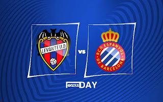 Levante vs Espanyol – Highlights