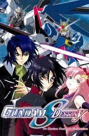 Xem Anime Mobile Suit Gundam SEED Destiny - Kidou Senshi Gundam SEED DESTINY VietSub