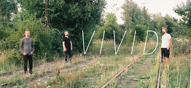 """Denmark's Vivid - post punk twangy vox and grunge ghosts on """"Unreal"""""""