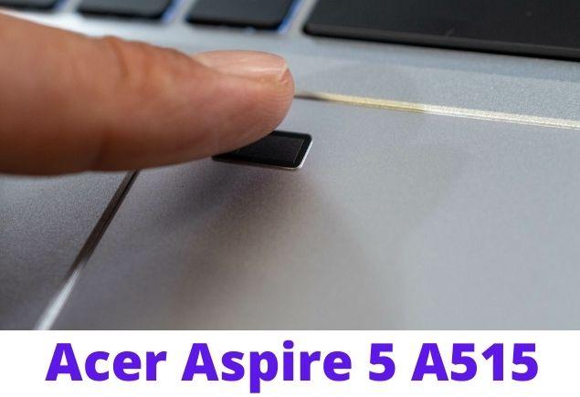 Acer Aspire 5 with Ryzen design 3