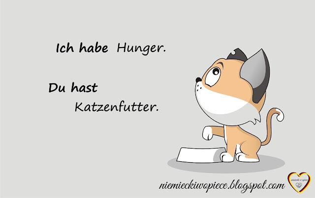 Niemiecki w opiece - odmiana czasownika mieć (haben), niemiecki dla opiekunek, gramatyka niemiecka