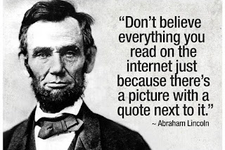 Honest Abe meme