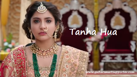 Tanha Hua  Guitar Chords with Lyrics | Zero |
