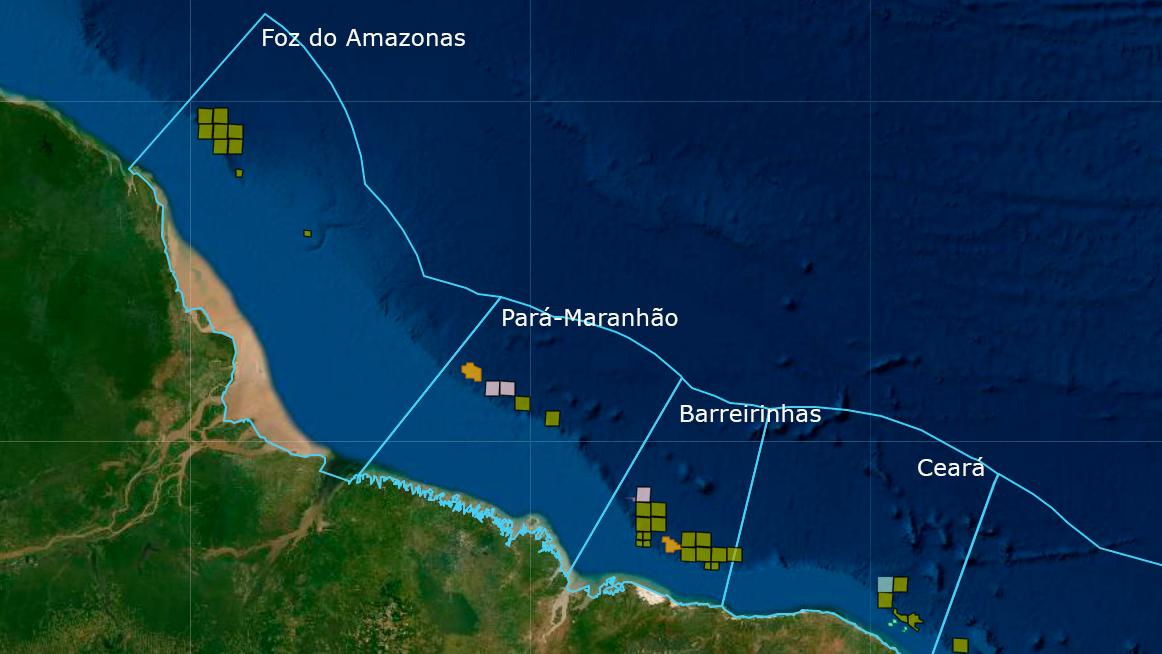 Petrobras quer iniciar exploração de petróleo na Foz do Amazonas em 2022