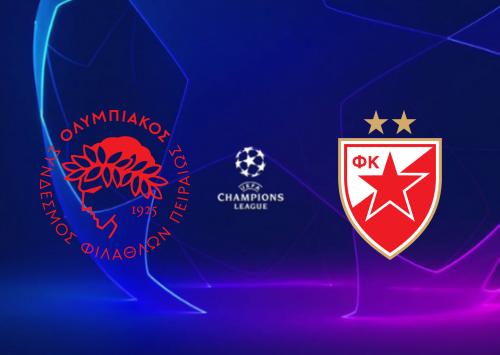 Olympiakos Piraeus vs Crvena Zvezda -Highlights 11 December 2019