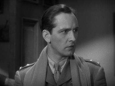 Fredric March in The Eagle and the Hawk (1933)