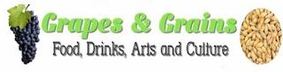 Grapes & Grains Logo