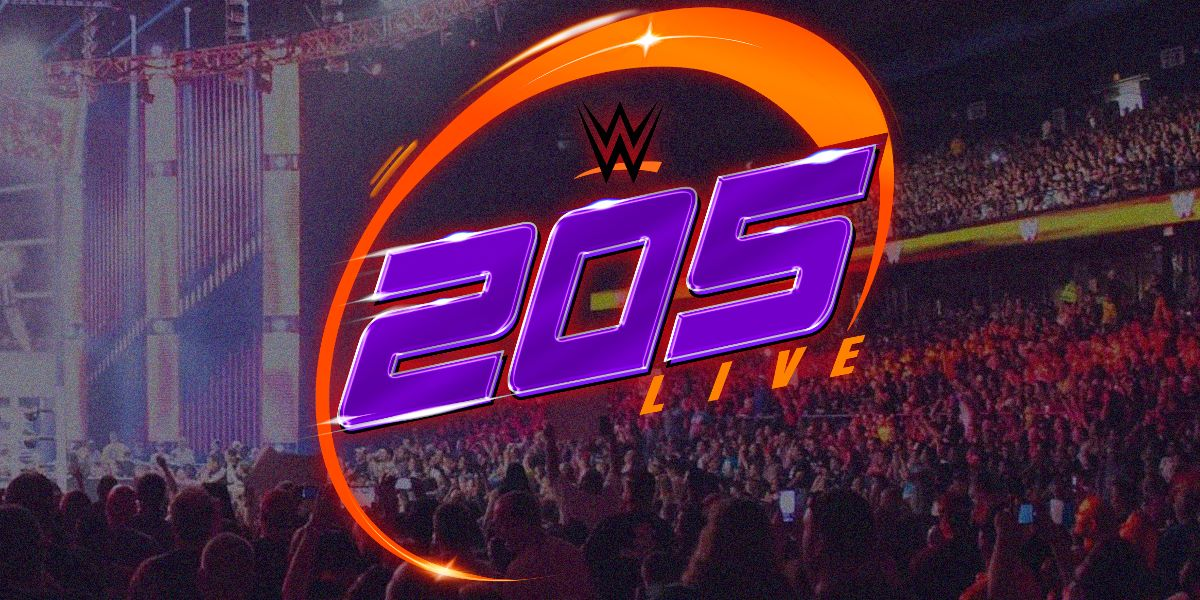 WWE 205 Live Results - September 11, 2020