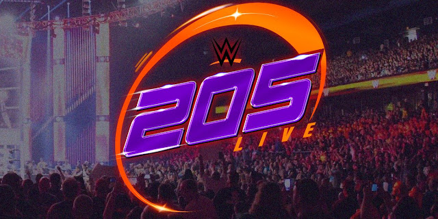 WWE 205 Live Results - June 11, 2019