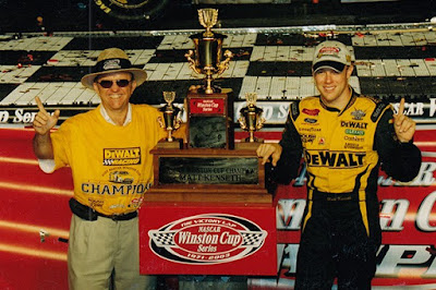 Over the course of Roush's 30-year career in NASCAR,19 different drivers have won races under his leadership; 2003 Cup Champion and two-time Daytona 500 winner Matt Kenseth, as well as 2004 Cup Champion, Kurt Busch and two-time NASCAR Champion Greg Biffle to name just a few.