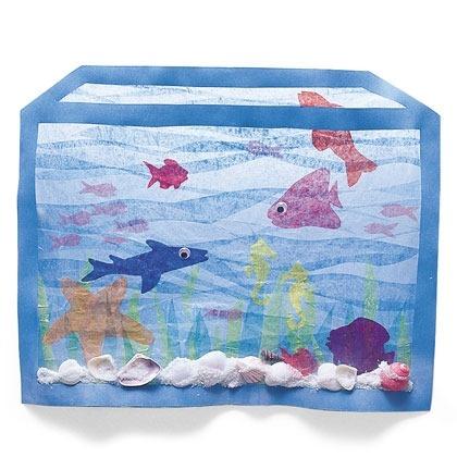 Sun-catcher Aquarium