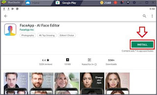 FaceApp for PC - Download for Windows 7, 8, 10 and Mac