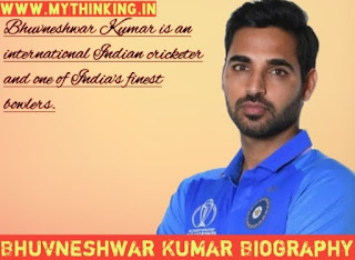 Bhuvneshwar kumar biography in hindi, Bhuvneshwar kumar career
