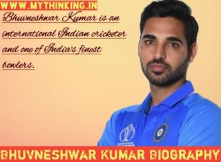 Bhuvneshwar kumar biography in hindi, Bhuvneshwar kumar career