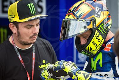 Uccio: Rossi Jangan Sampai Berteman Lagi dengan Marquez