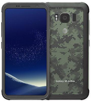 Samsung Galaxy S8 Active AT&T