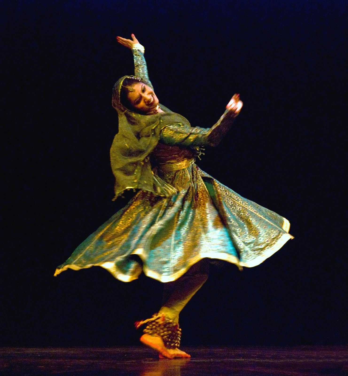 Classical dance forms and art in india