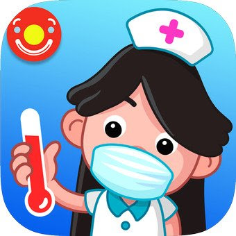 Pepi Hospital Learn & Care (MOD, Full unlocked) APK Download