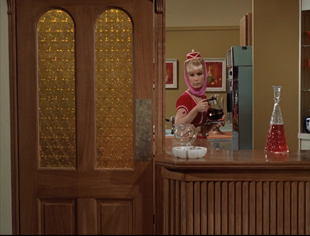 Recap Retro: I Dream of Jeannie 03x02: Jeannie or the Tiger on simple ranch house plan, munster tv show house plan, dreamhouse kings house plan, custom dream house plan, best little house plan, 2011 hgtv dream home floor plan,