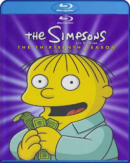 Los Simpson – Temporada 13 [3xBD25] *Con Audio Latino