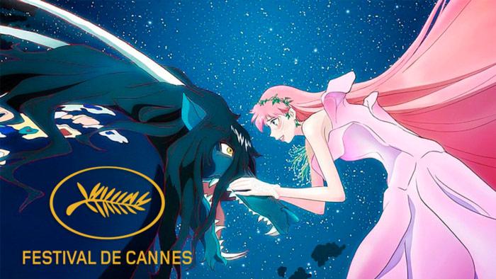 Belle (Ryuu to Sobakasu no Hime) anime film - Mamoru Hosoda - 74 Festival de Cannes