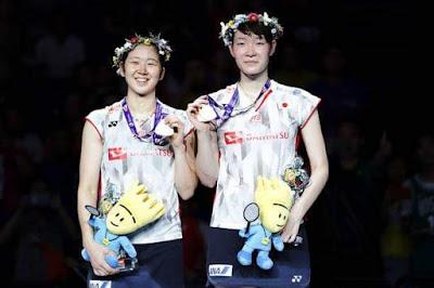 Mayu Matsumoto and Wakana Nagahara wins BWF