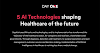 5 AI Technologies changing Healthcare #Infographic