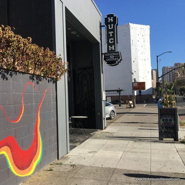 Kitchen Window Uptown Coffee Festival 2016: Weekend Adventures Update: Oakland: Hutch Bar & Kitchen