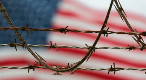 30 señales de que los Estados Unidos de América se está convirtiendo en una gigante prisión