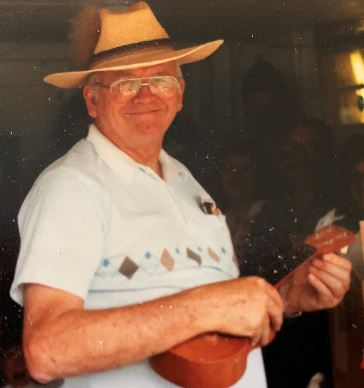 Al Burdick, aka: Dad, Uncle, Grandfather, Great-Grandfather, Great-Great-Grandfather