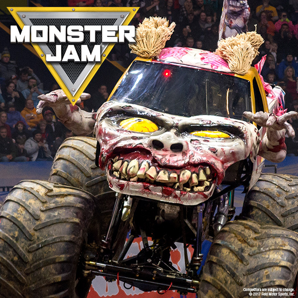 Eight Larger-Than-Life @MonsterJam Trucks Head to #SouthAfrica #MonsterJamSA @Showtime_SA @McDonalds_SA