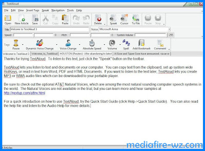 NextUp TextAloud 3 cracked