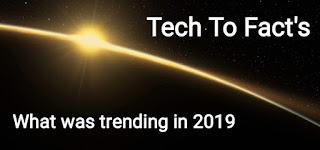 What was trending in 2019? New Year's Eve