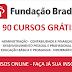 A Fundação Bradesco está oferecendo mais de 90 cursos gratuitos online com certificado