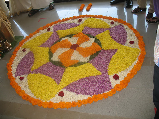 Onam celebrations at Inorbit Mall, Whitefield