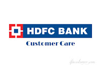 HDFC Credit Card Customer Care toll free number 24x7