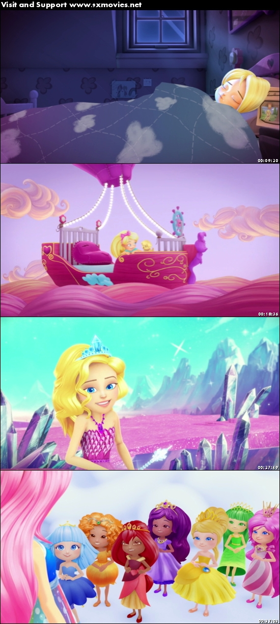Barbie Dreamtopia 2016 Dual Audio Hindi 720p DVDRip