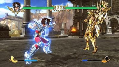 Saint Seiya Soldiers Soul Game Anime Ringan PC