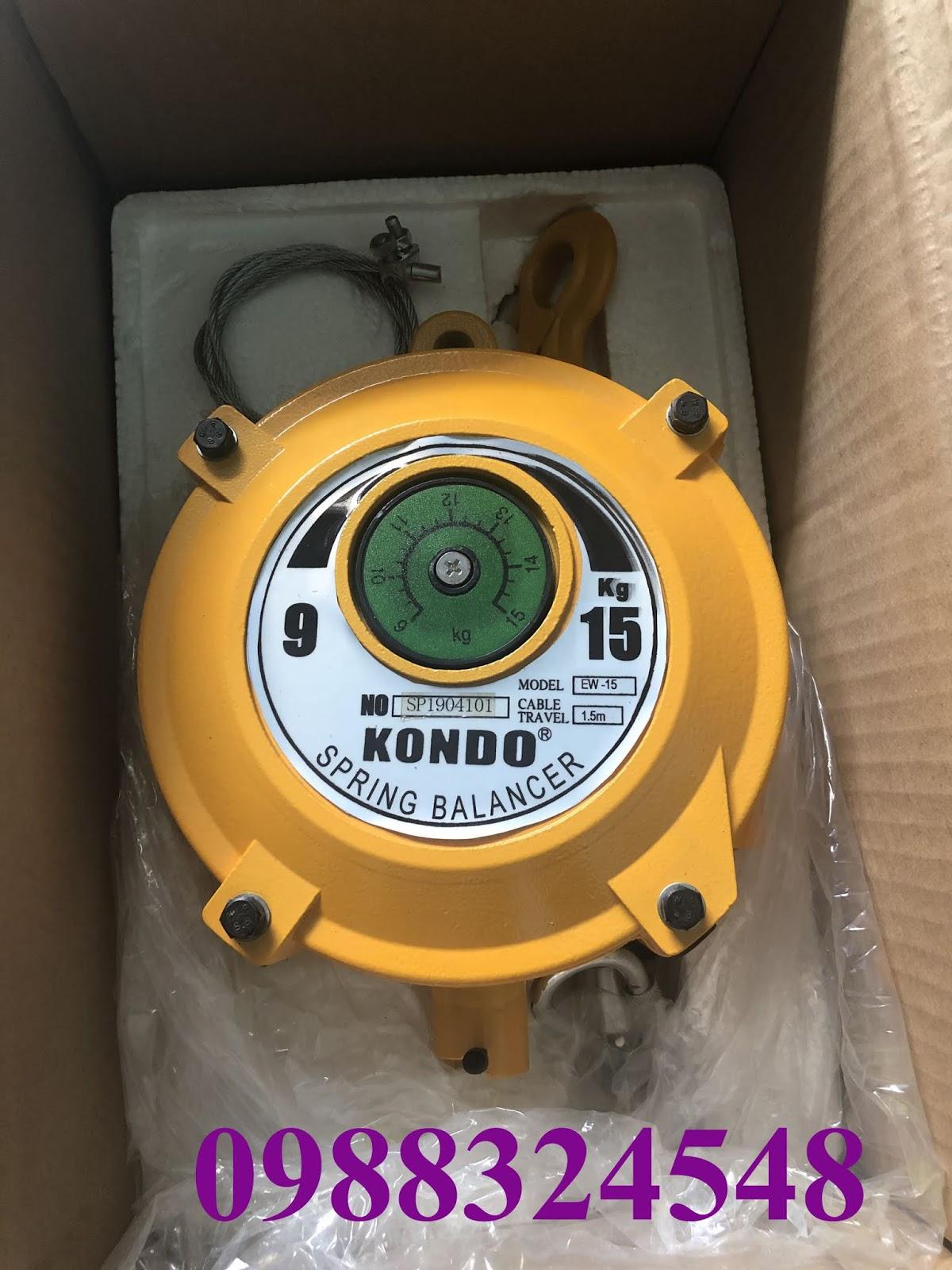 palang cân bằng Kondo ew-15