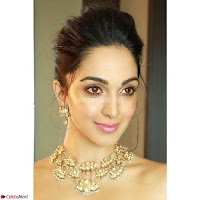 Kiara Advani walks the ramp showcasing the collection of label  Papa Dont Preach by designer Shubhika during the Bombay Times Fashion Week 2018 ~  Exclusive 020.jpg