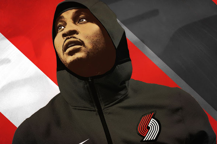 Carmelo Anthony Has Signed With The Blazers