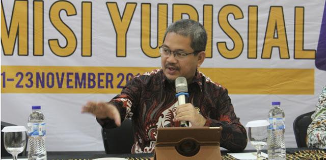 KY Sebut Pentingnya Jurnalisme Investigasi Dalam Wujudkan Peradilan Bersih