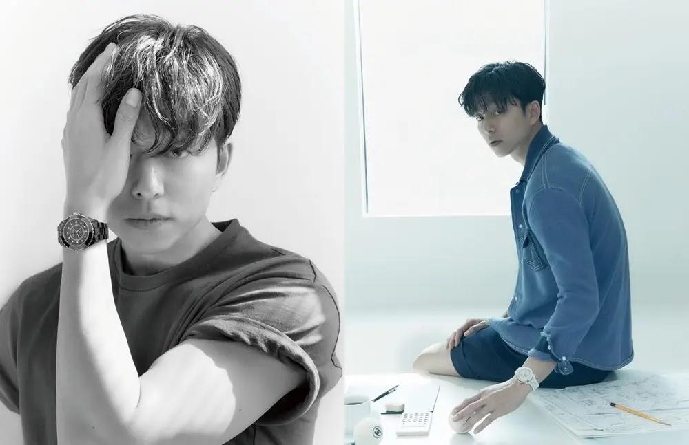 Gong Yoo Chosen as CHANEL's Brand Ambassador