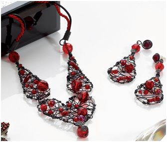 Even More Valentine S Day Jewelry Tutorials The Beading Gem S Journal