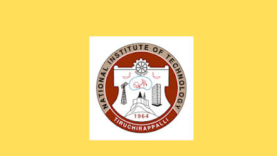 NIT Trichy Recruitment 2021 Notification for JRF, Project Staff Post