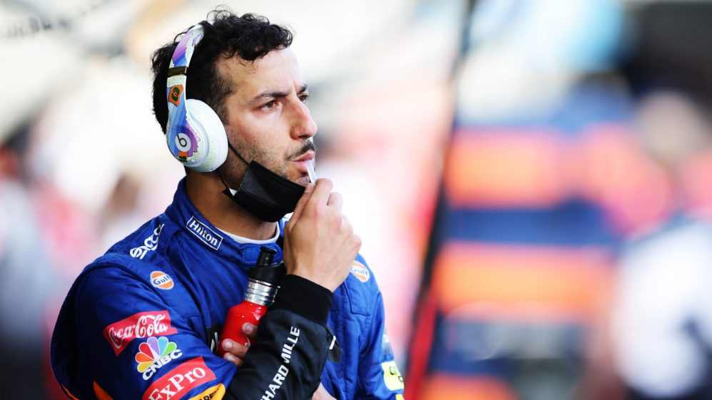 Ricciardo diz que a cabeçada tripla vai 'acelerar' o progresso com a McLaren, depois de ganhar pontos em Baku