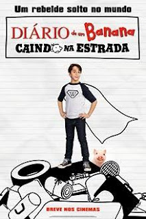 Baixar Filme Diário de um Banana: Caindo na Estrada Dublado (2017)